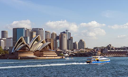 澳大利亚悉尼歌剧院-250546539316772885