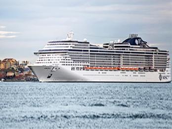 地中海邮轮